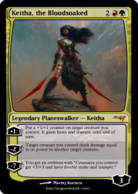 Keitha, the Bloodsoaked