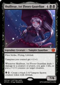 Shalltear, 1st Floors Guardian