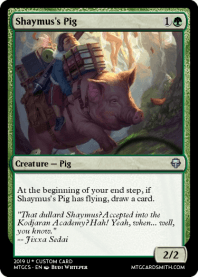 Shaymus's Pig