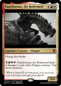 Paarthurnax, the Redeemed