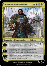 Gideon of the Blackblade