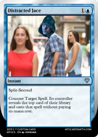 Distracted Jace