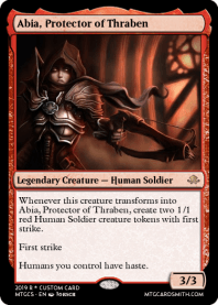 Abia, Protector of Thraben