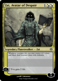 Zai, Avatar of Despair