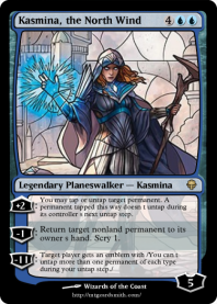 Kasmina, the North Wind