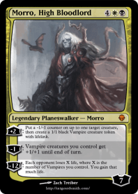 Morro, High Bloodlord