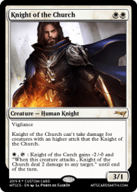 Knight of the Church