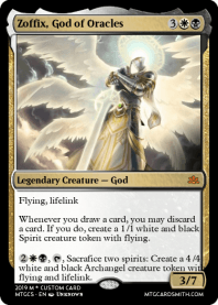 Zoffix, God of Oracles