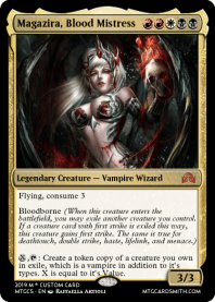 Magazira, Blood Mistress