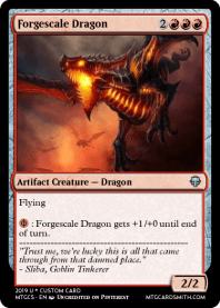 Forgescale Dragon