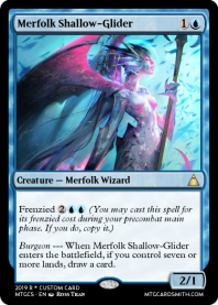 Merfolk Shallow-Glider