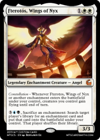Fterotós, Wings of Nyx