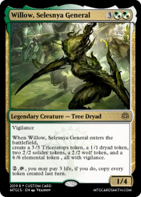 Willow, Selesnya General
