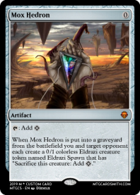 Mox Hedron