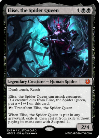 Elise, the Spider Queen