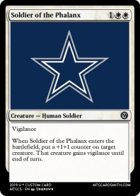 Soldier of the Phalanx