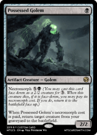 Possessed Golem