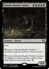 Ghastly Shadow Striker