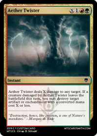 Aether Twister