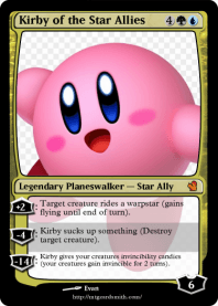 Kirby of the Star Allies