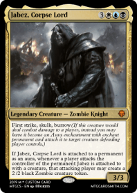 Jabez, Corpse Lord