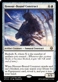Honour-Bound Construct
