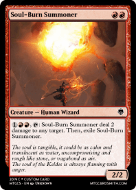Soul-Burn Summoner