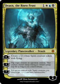 Draxis, the Risen Frost