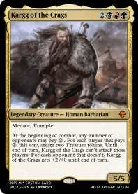 Kargg of the Crags
