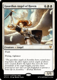 Guardian Angel of Haven