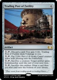 Trading Post of Futility