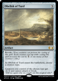 Obelisk of Turd