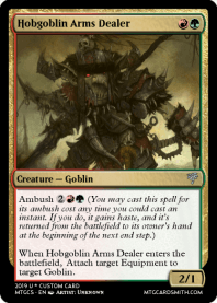 Hobgoblin Arms Dealer