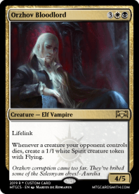 Orzhov Bloodlord