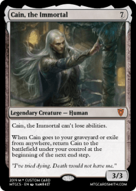 Cain, the Immortal