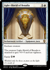 Light-Shield of Benalia