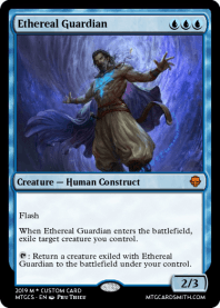 Ethereal Guardian