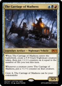 The Carriage of Madness