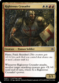 Righteous Crusader