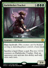 Darkthicket Tracker