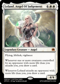 Loland, Angel Of Judgement
