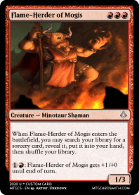 Flame-Herder of Mogis