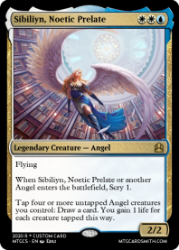 Sibiliyn, Noetic Prelate