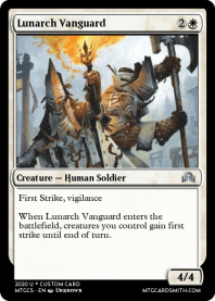 Lunarch Vanguard