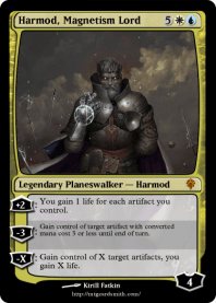 Harmod, Magnetism Lord