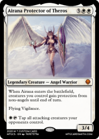 Airana Protector of Theros