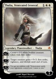 Thalia Venerated General