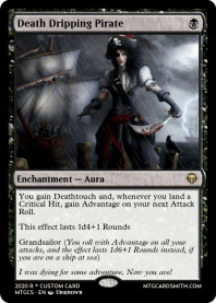 Death Dripping Pirate