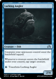 Lurking Angler