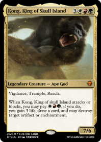 Kong, King of Skull Island